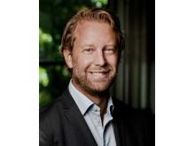 Henrik Olausson VD SkandiaMäklarna