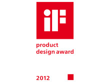 Logo iF Product Design Award 2012