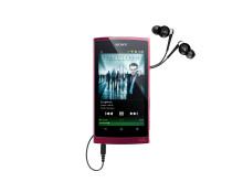 WALKMAN NWZ-Z1000 von Sony_Rot_01