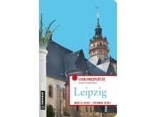Lieblingsplätze zum Entdecken - Leipzig - Cover