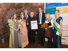 """""""Leipziger Tourismuspreis 2013"""" in der Rubrik """"Persönlichkeiten"""": Yadegar Asisi"""