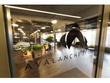Avalanche Studios Stockholm Office Logo