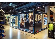 Der Pop-Store in der Münchner SportScheck Filiale ist bis 26. Januar 2019 geöffnet.