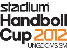 Logotype Stadium Handboll Cup