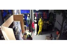 Clothing shop, Kensington High Street ram raid 2 - 30 January 2018
