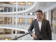 Geir Karlsen, director financiero y viceconsejero delegado del Grupo Norwegian