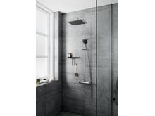 Slate 4 shower system Damixa