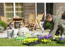 Gartenmöbel: Auch Versicherungsschutz wetterfest machen