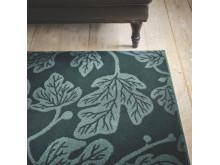 HILDIGARD tæppe, kort luv, 133x195 cm 299.-