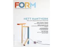 Omslag Form 3 /2018