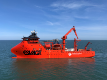 ESVAGT FROUDE - Triton Knoll Offshore Wind Farm