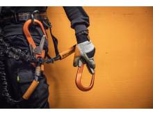 Fallskyddsutrustning från Procurator