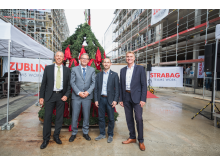SRE Richtfest Lift-Off Böblingen