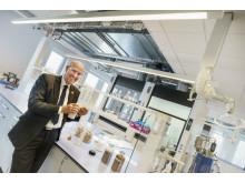 Mikael Hannus, VP Group Innovation at Stora Enso, Stockholm, Sweden.