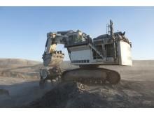(9) Liebherr R 9800 (810 ton) // (16,2 metre)