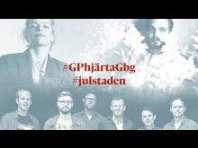 GP Julkonsert på Stora Teatern