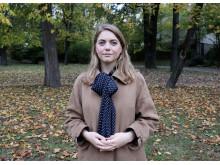 Ebba Kock, ordförande Sveriges Elevkårer