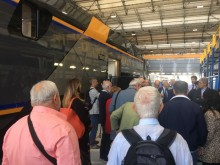 Passenger groups see the new Hitachi Rail Italy Rock trains
