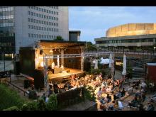 Moritzbastei Kultursommer-Bühne