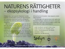 Kurs om Naturens rättigheter från nätverket Lodyn