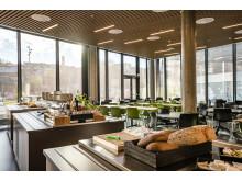 Ankers Hus - miljøbilde kantine