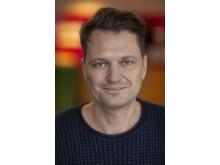 Daniel Velasco, nominerad i kategorin Årets Berättare 2018