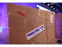 Panalpina is a long-term strategic partner of Bosch