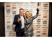 Årets Bransjepris: Nordic Choice Hotels og Green Hat People