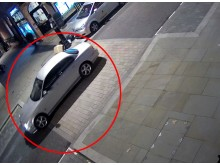 Image of suspect vehicle