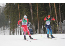 Kristin Sandeggen, normalprogram kvinner, Junior-VM, Minsk