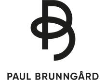 Logotyp Paul Brunngård AB - Vertical