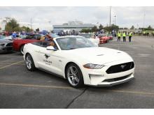 Ford Mustang nummer 10 000 000