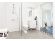 Brf Ängås - Nybyggda hus i ett plan för dig som är 55+ i västra Göteborg!