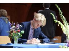 World Goetheanum Association Armin Steuernagel _ by Heike Sommer