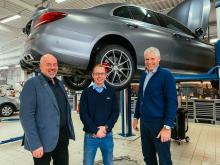 Nå åpner M Nordvik Mercedes-Benz i Bodø