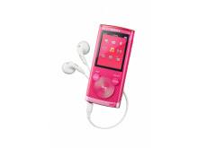 WALKMAN NWZ-E450 von Sony_pink_2