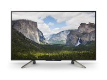 43 inch WF66 Full HD HDR TV series
