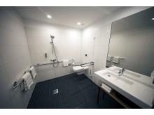 Behindertengerechtes Badezimmer