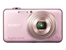 Cyber-shot DSC-WX50 von Sony_Pink 01