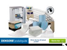 Absorbent olja produktguide - Hitta ditt spillskydd nu!