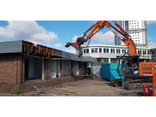 Wolverhampton demolition 2