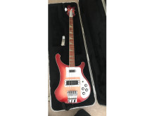 Stolen red Rickenbacker 4003 Bass