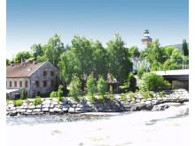 Hyttegata 1, Det Norske Myntverket_Kongsberg