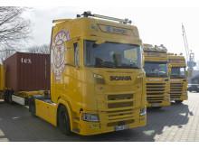 Acargo ist in Hamburg eine feste Größe bei Container- und Schwerguttransporten