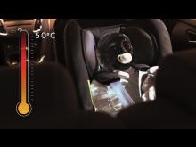 Technologie Fordu připomene řidičům, aby nezapoměli dítě v autě