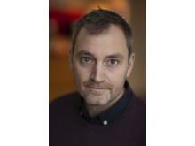 Robert Barkman, nominerad i kategorin Årets Berättare 2018