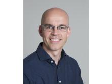 Niklas P Nyström, överläkare och ansvarig för barngastroenterologi, Akademiska barnsjukhuset