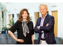 Susanne Hallencreutz och Peter Wanderytz, Nordic Live Expo