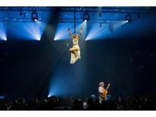 Julbordsshow med Cirkus Cirkör