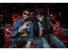 Maxi Priest & Shaggy - videoshoot credit @lightmattersstudio